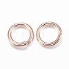 304 Stainless Steel Jump RingsX-STAS-H400-66RG-2