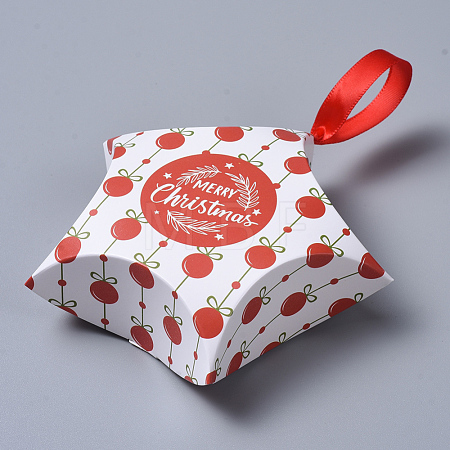 Star Shape Christmas Gift BoxesCON-L024-F04-1