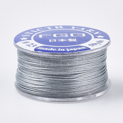 Special Coated Polyester Beading Threads for Seed BeadsOCOR-R038-23-1
