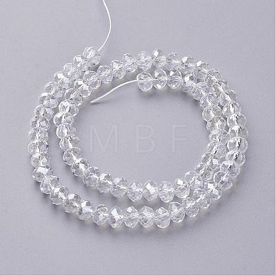 Glass Beads StrandsGR8MMY-01L-1