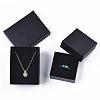 Cardboard Jewelry Gift BoxCBOX-T003-01-4