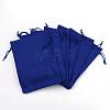 Burlap Packing Pouches Drawstring BagsABAG-Q050-7x9-22-2