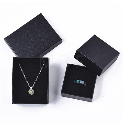 Cardboard Jewelry Gift BoxCBOX-T003-01-1