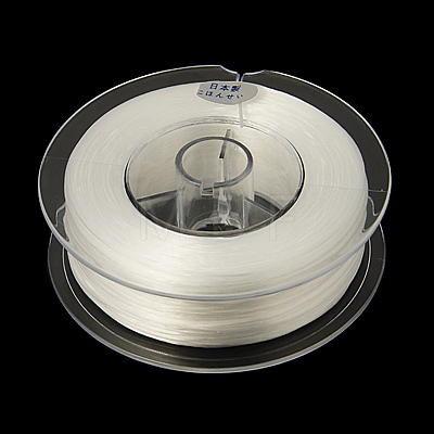 Flat Elastic Crystal StringEC-G002-0.8mm-14-1